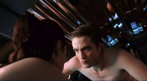 Robert Pattinson COSMÓPOLIS (2012) de David Cronenberg
