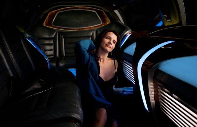Juliette Binoche COSMÓPOLIS (2012) de David Cronenberg