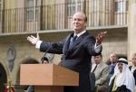 Presidente Ashton (William Hurt) en 'En el punto de mira'(2008)