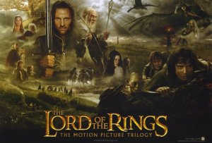 Lord of the Rings_Trilogy Poster