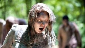 The waking dead-zombi
