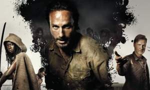 The walking dead_promo