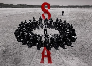 8. Sons of Anarchy