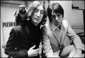 lennon mccartney 1968