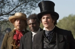 Dr. Henry Goose (Tom Hanks), Kupaka (Keith David) & Adam Ewing (Jim Sturgess)