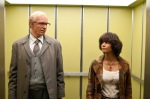 Rufus Sixsmith (James D'Arcy) & Luisa Rey (Halle Berry)
