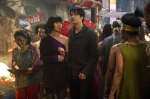 Somni 451 (Doona Bae) & Hae-Joo Chang (Jim Sturgess)