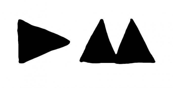depeche mode logo 2013 el cadillac negro