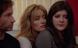 Californication Season 6 - Hank, Karen & Becca