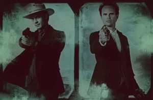 Justified Season 4 - Raylan & Boyd