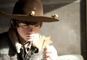 The Walking Dead - Carl