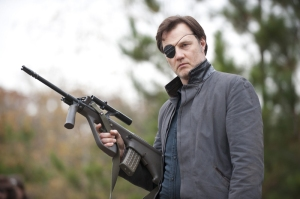 The Walking Dead - The Governor