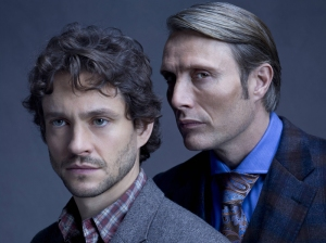 Hannibal - Will Graham & Hannibal Lecter
