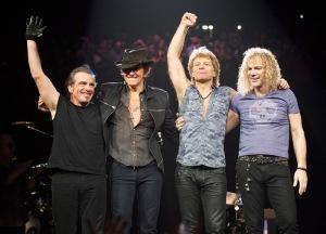 Bon Jovi Now