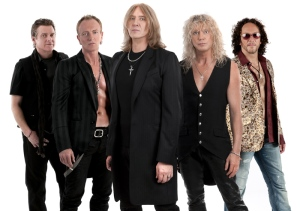 Def Leppard Now