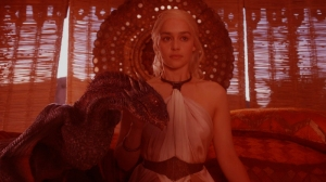 on 3 - Daenerys & Drogon