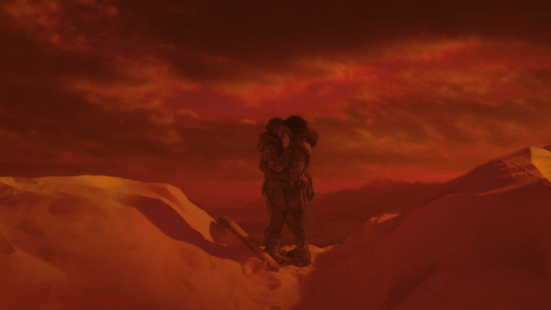 Game Of Thrones Season 3 - Jon & Ygritte
