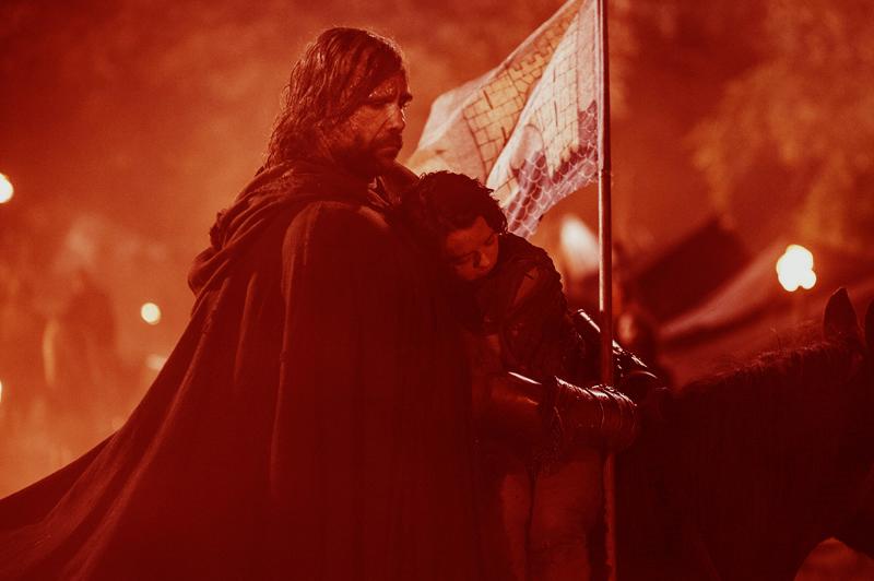 Game Of Thrones Season 3 - The Hound & Arya