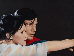 Superman y Lois Lane