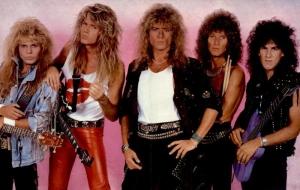 Whitesnake Then