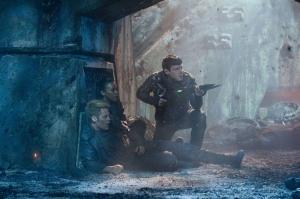 Star Trek Into Darkness - Kirk, Spock & Uhura