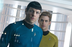 Star Trek Into Darkness - Spock & Kirk