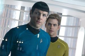 Star Trek Into Darkness - Spock & Kirk