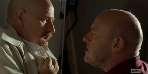 Breaking Bad_Walter vs Hank