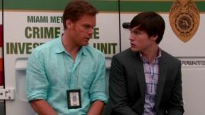 Dexter y Zach