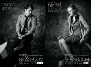The Newsroom Season 2 - Jim & Maggie