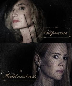 American Horror Story: Coven - Fiona Goode vs Cordelia Foxx