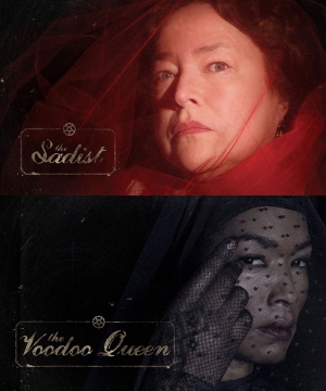 American Horror Story: Coven - Madame Delphine LaLaurie vs Marie Laveau