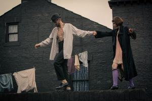 Peaky Blinders - Iddo Goldberg & Sophie Rundle