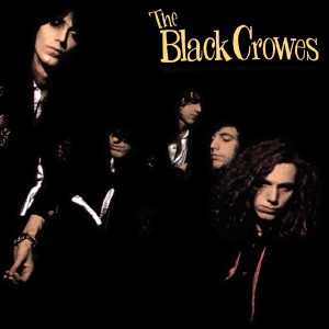 The Black Crowes Shake Your Money Maker Cover