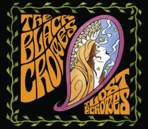 The Black Crowes The Lost Crowes cover