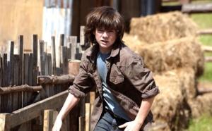 The Walking Dead-Carl