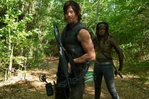 The Walking Dead_Daryl & Michonne