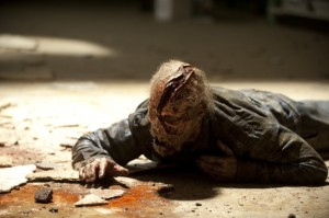 The Walking Dead_Zombi
