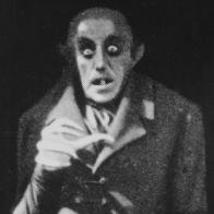 "Max Schreck en ""Nosferatu"" (1922)"