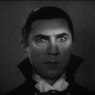 """Bela Lugosi en """"Drácula"""" (1931)"""