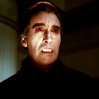 """Christopher Lee en """"Drácula"""" (1958)"""