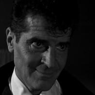 "Francis Lederer en ""The return of Dracula"" (1958)"