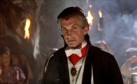 """George Hamilton en """"Amor al primer mordisco"""" (1979)"""