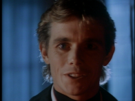 "Christopher Atkins en ""Dracula rising"" (1993)"