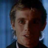 "Christopher Atkins en ""Dracula rising"" (1993)"