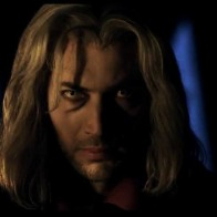 "Luke Roberts en ""Dracula the dark prince"" (2013)"
