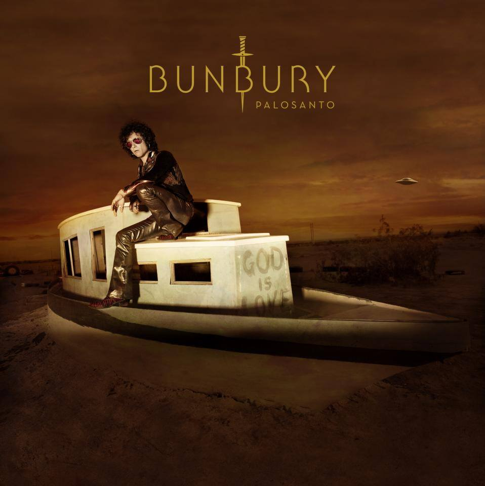 Enrique Bunbury habla del pisco en su nuevo disco