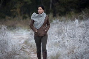 The Hunger Games: Catching Fire - Katniss1