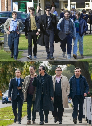 The World's End - Friends Will Be Friends