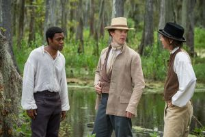 12 años de esclavitud Chiwetel Ejiofor Benedict Cumberbatch Paul Dano